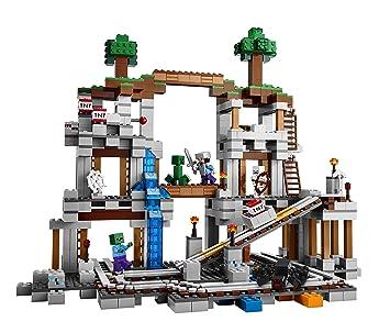 Lego La Mina Juego De Construccion 21118 Amazon Es Juguetes Y