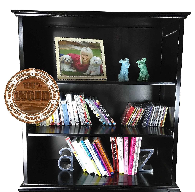 designer mini bookshelf espresso baby