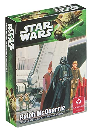 Cartamundi Juego de cartas Star Wars, para 1 jugador (Carta ...