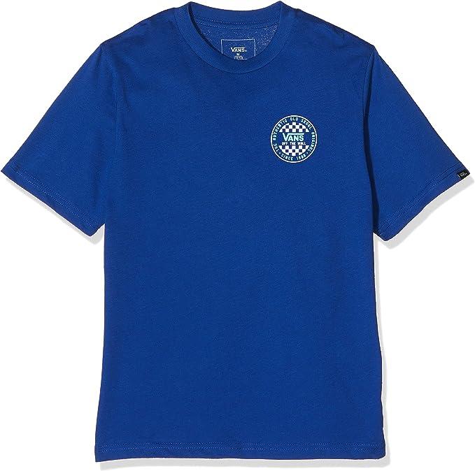 Vans OG Checker SS Boys Camiseta para Niños: Amazon.es: Ropa y accesorios