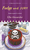 Fudge and Jury (A Bakeshop Mystery Book 5) (English Edition)