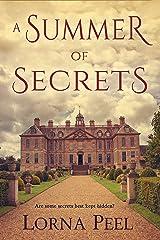 A Summer of Secrets Kindle Edition