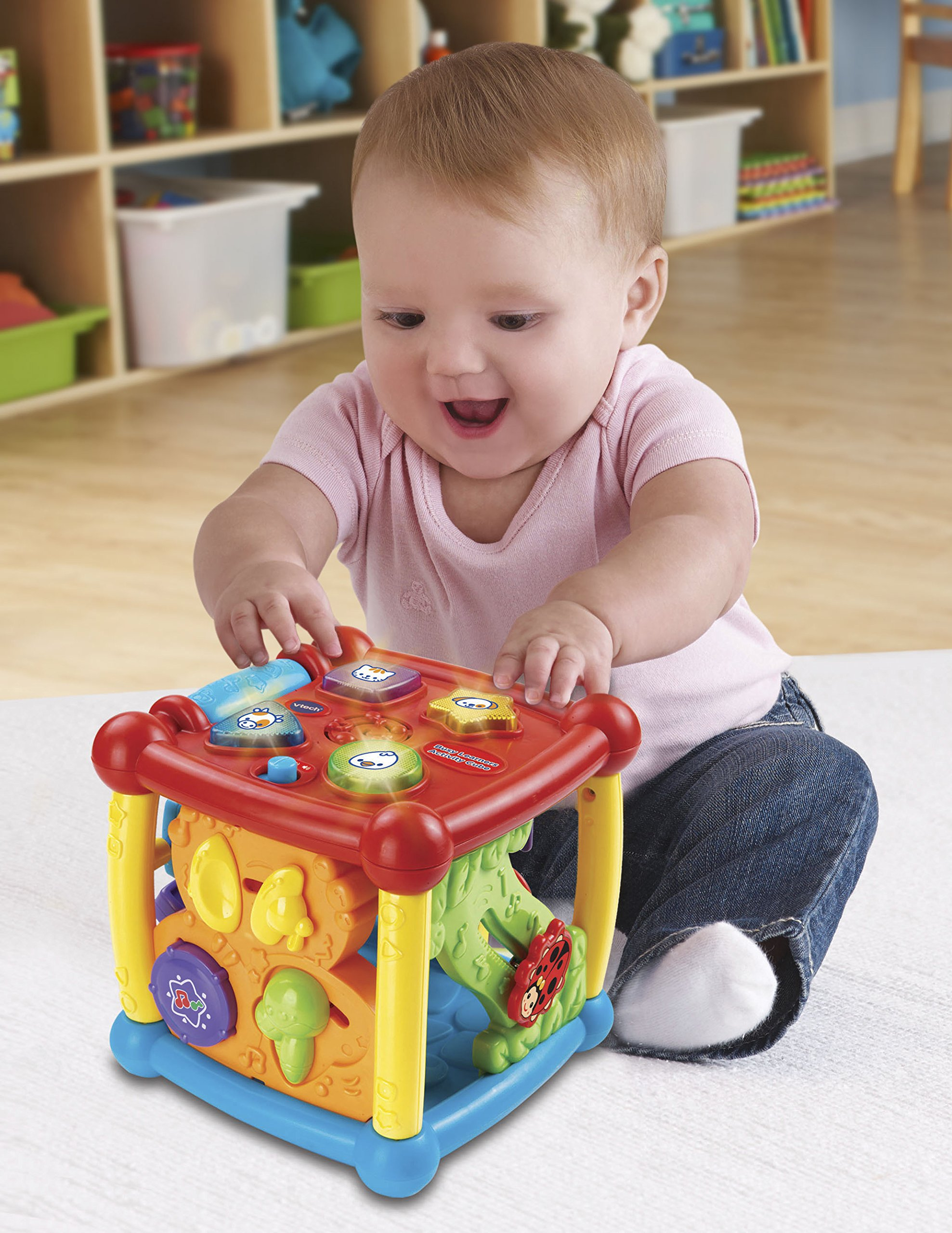 VTech Busy Learners Activity Cube by VTech (Image #3)