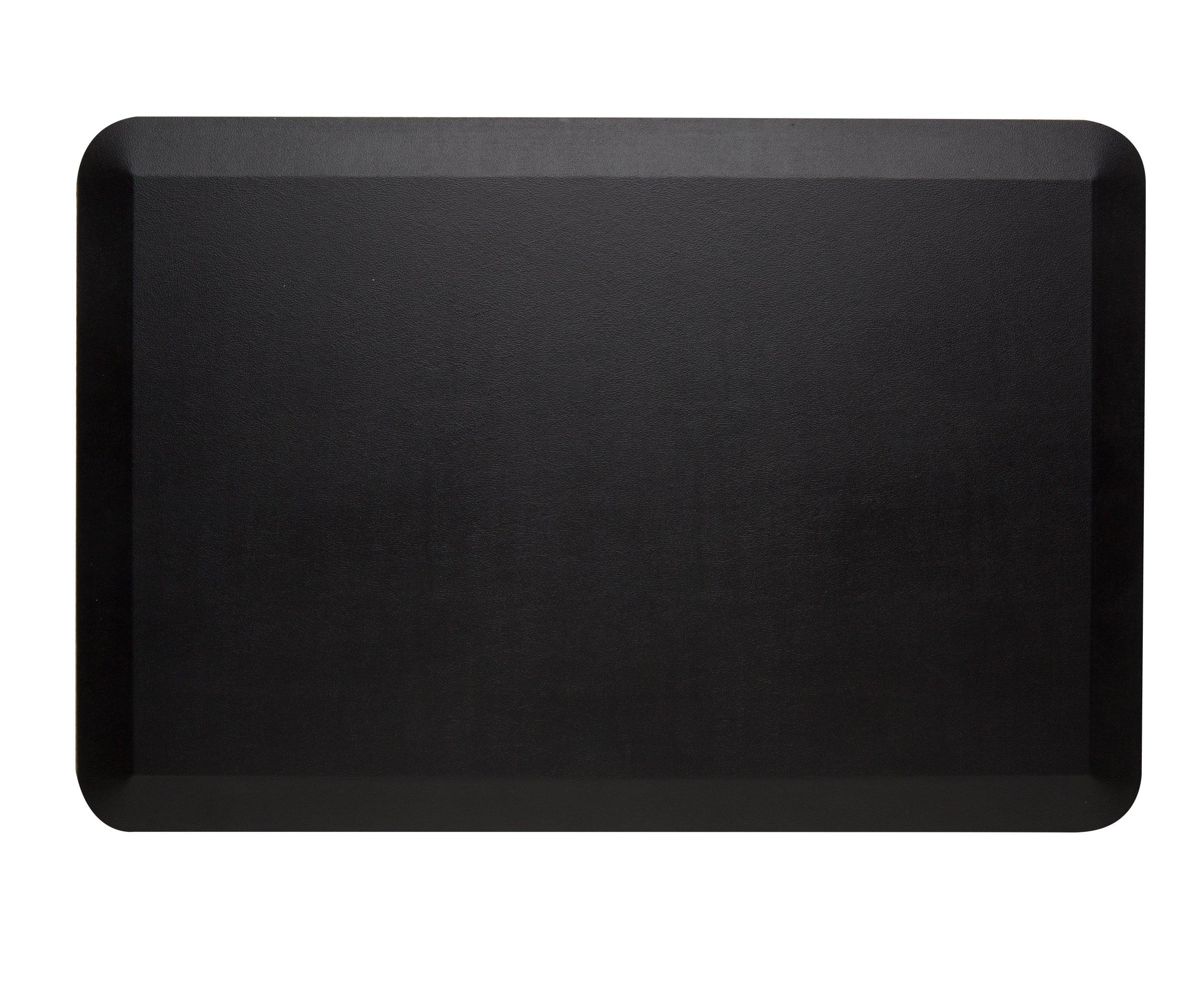Imprint CumulusPRO Professional Standing Desk Anti-Fatigue Mat 20 in. x 30 in. x 3/4 in. Black