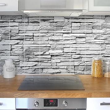 Fliesen Folie fliesenwandbild bunt ashlar masonry tile größe 10 cm x 10 cm maße