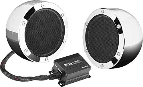 BOSS Audio Systems MC720B Motorcycle Speaker System