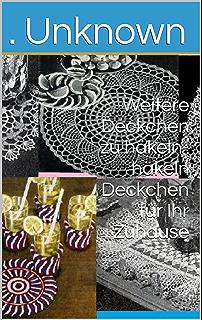 16 Einfach Elegant Jahrgang Heirloom Deckchen Muster Zum Häkeln