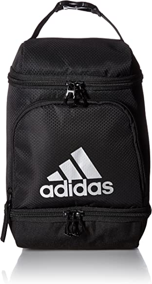 a040b830d Amazon.com : adidas Excel Lunch Bag, Black, One Size : Clothing
