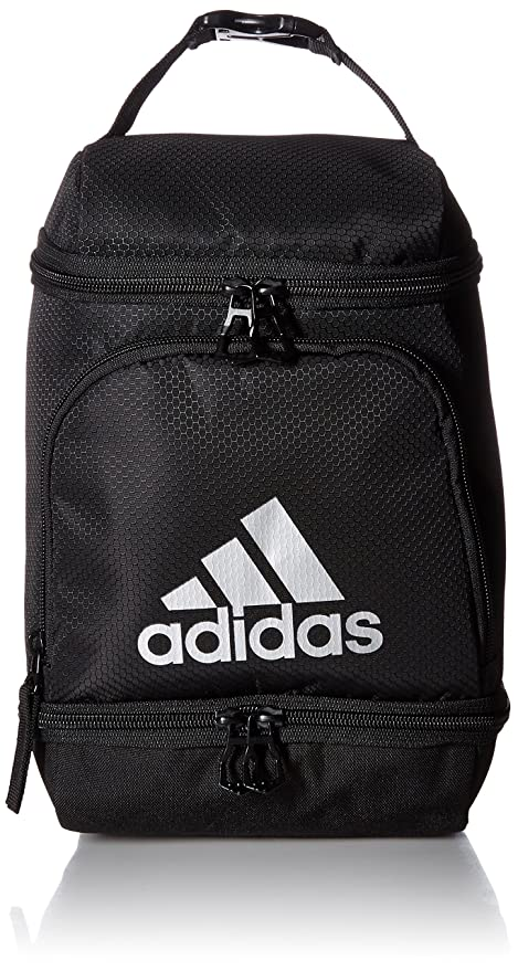 Amazon.com   adidas Excel Lunch Bag, Black, One Size   Sports   Outdoors 1408b072ba
