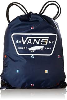 Vans League Bench Bag Mochila, 44 cm, 12 L, Nautical Flags