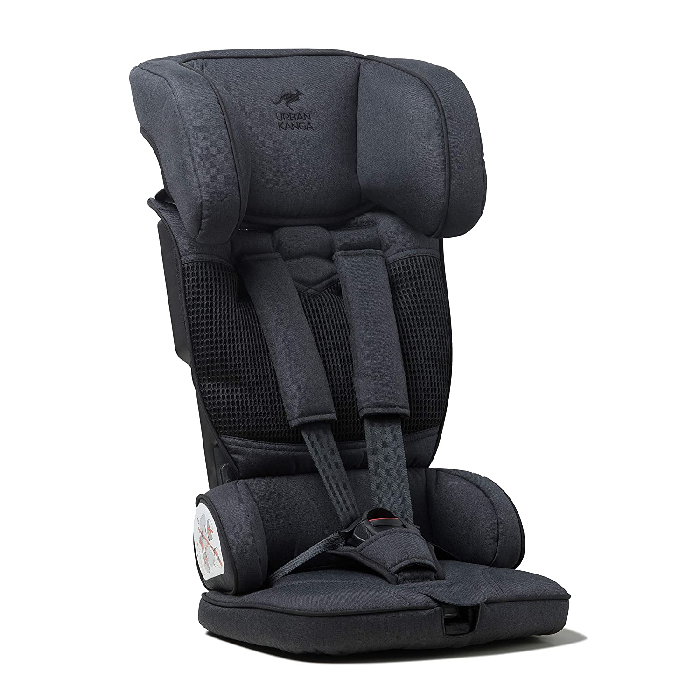 Uptown TV107 18 kg Urban Kanga Kindersitz Autositz Reise Tragbar und Faltbarer Gruppe 1 9 Anthracite