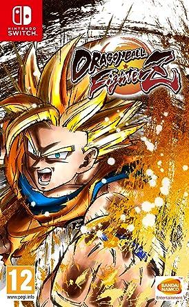 Dragon Ball Fighter Z - Nintendo Switch [Importación francesa]: Amazon.es: Videojuegos