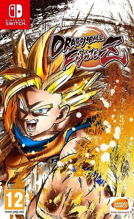Dragon Ball Fighter Z - Nintendo Switch [Importación francesa ...