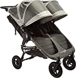 Baby Jogger City Mini GT Double Stroller, Steel Gray