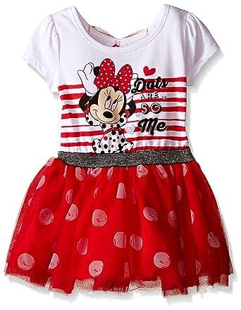 Disney Baby Girlsu0027 Minnie Mouse Dress Red 12 Months  sc 1 st  Amazon.com & Amazon.com: Disney Baby Girlsu0027 Minnie Mouse Dress Red 12 Months ...