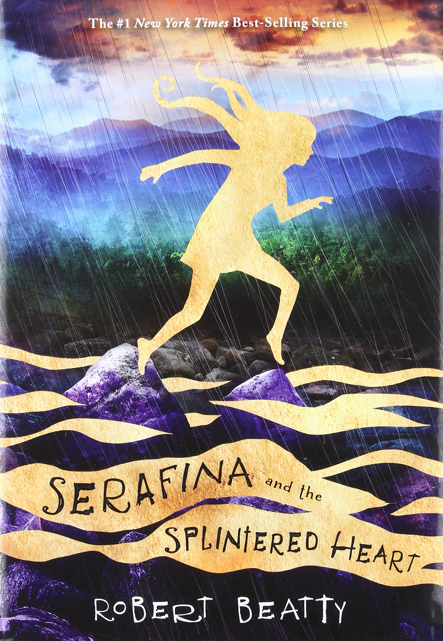 Serafina and the Splintered Heart (Serafina Book 3) PDF