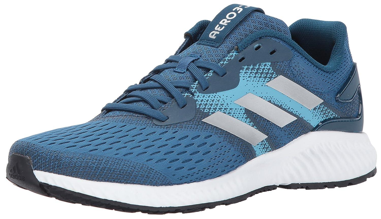 adidas Men's Aerobounce m Running Shoe B01N2KCSNU 11.5 D(M) US|Core Blue/Metallic Silver/Vapour Blue