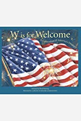 W is for Welcome: A Celebration of America's Diversity (Sleeping Bear Alphabet Books) Kindle Edition