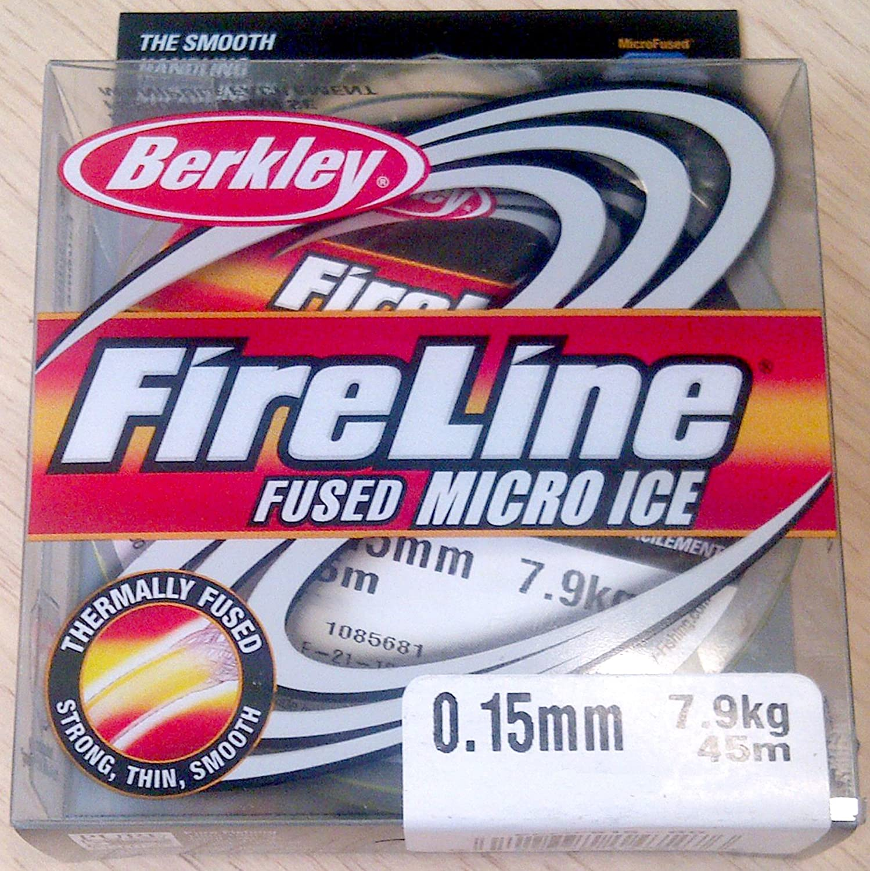 Tresse Berkley Fireline Micro Ice Crystal 45 m 10//100