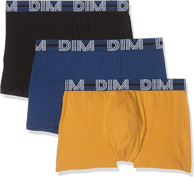 Dim Sous-vêtements Homme Braguita (Pack de 3) para Hombre: Amazon.es: Ropa y accesorios