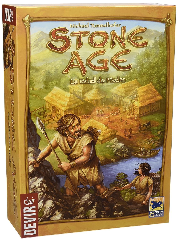 Devir Stone Age, Brettspiel (Spanische Version) (222746)