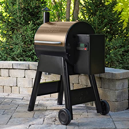 Amazon.com: Traeger Grills TFB57GZEO Pro Series 575 ...