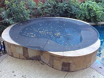 Amazoncom Leaf Net Hot Tub Spa In Ground Swimming Pools