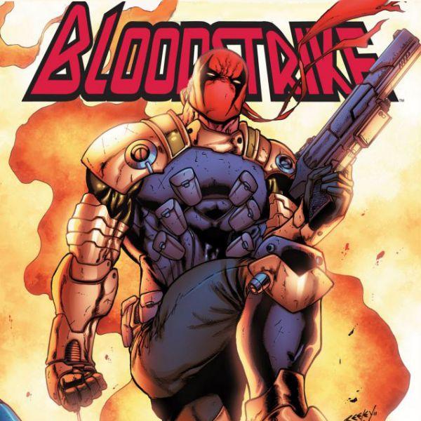 Bloodstrike (Issues) (9 Book Series)