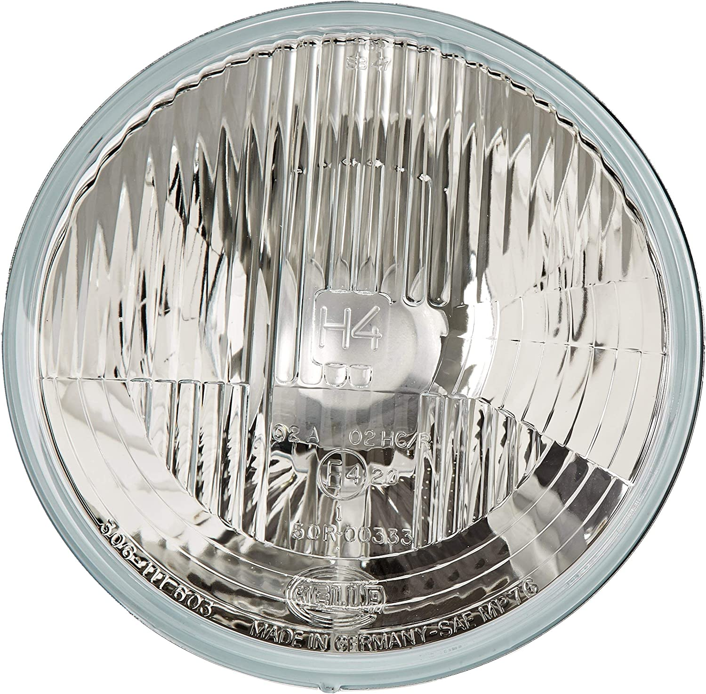 HELLA 1A6 002 395-031 Halogen Scheinwerfereinsatz Links oder Rechts Hauptscheinwerfer