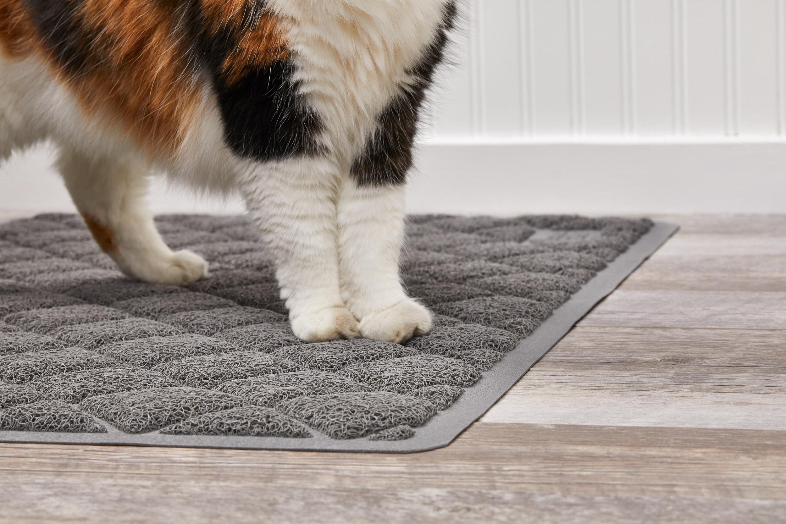 Gorilla Grip Original Premium Durable Cat Litter Mat Xl