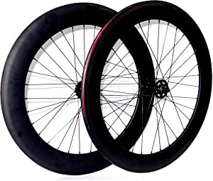 Mowheel Pareja de Ruedas Bicicleta Fixie o Single Speed. Perfil ...