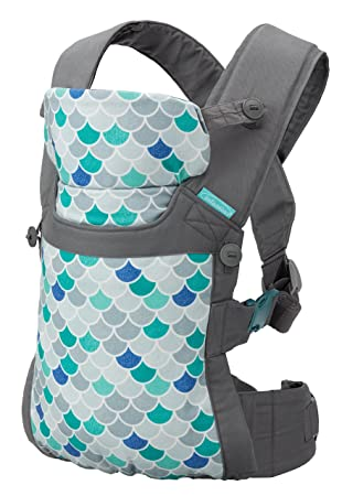 Infantino Gather Carrier, Grey Multi, One Size