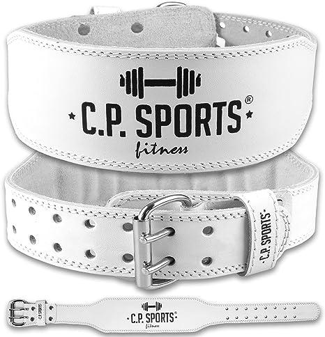 TALLA XS. C.P. Sports Trainingsgürtel Lady Leder Cinturón de Entrenamiento, Mujer