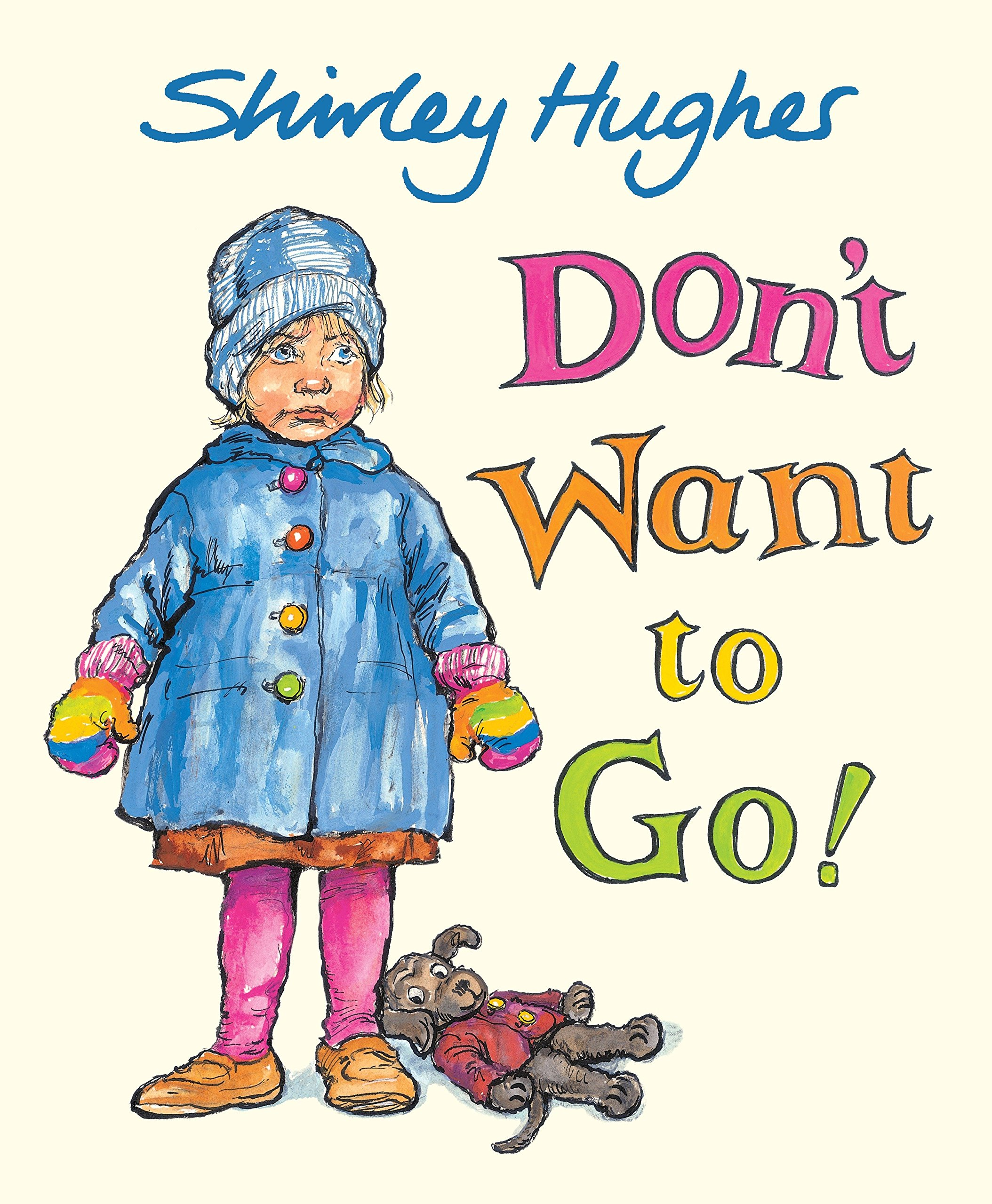 Download Don't Want to Go! PDF