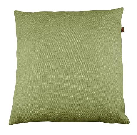 MIGhome - Funda de cojín (50 x 50 cm), Color Verde