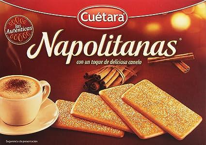 Cuétara Napolitanas con un Toque de Deliciosa Canela - 500 g