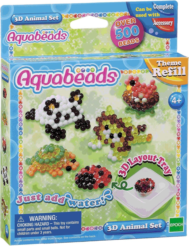 3d Bastelset Karussell Aquabeads