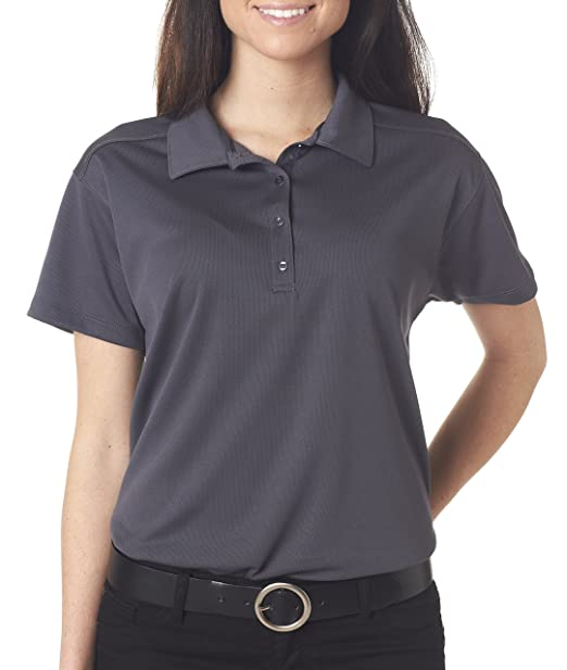 c13fdf9d Jerzees Ladies' JERZEES® SPORT Polyester Polo at Amazon Women's Clothing  store: