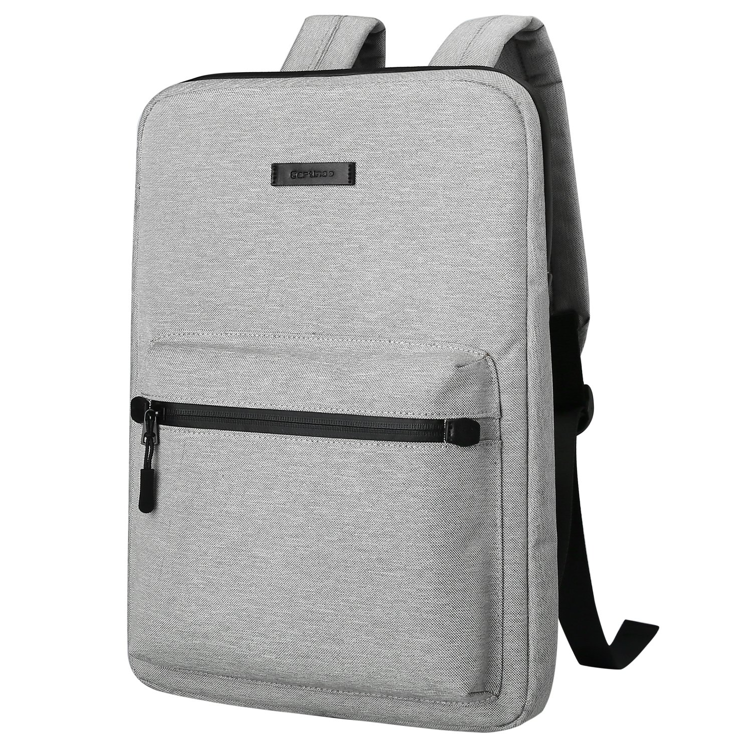 3b5068706137a4 Ultra-Thin Laptop Backpacks, Cartinoe Canvas Lightweight Backpack for Girls  School Rucksack Women College Bookbag, 13 14 15 inch Chromebook Laptop Bag  for ...