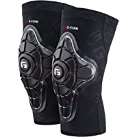 G-Form Pro-X Knee Pads(1 Pair), Black/Teal Camo, Adult Large