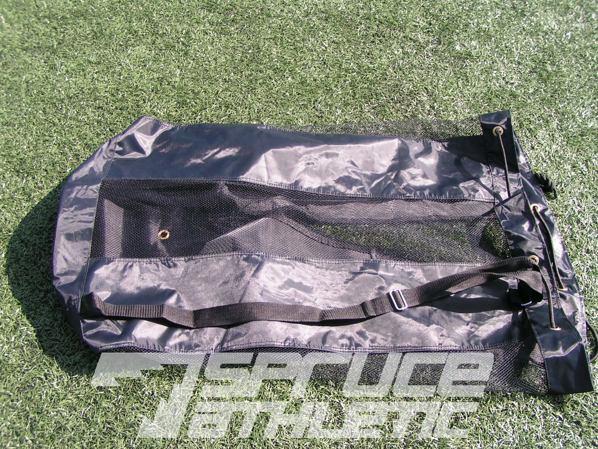 Spruce Athletic X-Large Heavy Duty Ball Bag (Holds 18 Soccer Balls or 15 Youth Basketballs) by Spruce Athletic (Image #1)