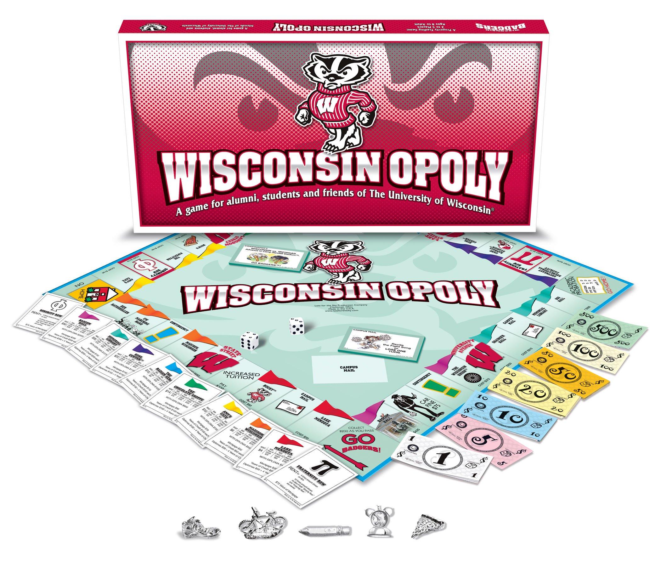 University of Wisconsin - Wisconsinopoly