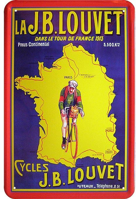 Tour de France 1913 - J.B. Louvet