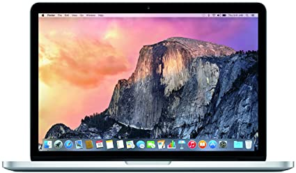Apple Macbook Pro Mfll A   Inch Laptop With Retina Display  Gb
