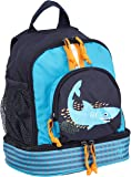 Lässig Mini sac à dos Requin océan-Sac à dos enfants – pour la maternelle ou en excursion