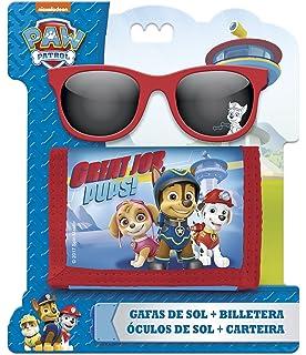 Disney - Lunettes de Soleil +Étui Métallique Paw Patrol, AST4493