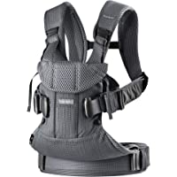 BABYBJORN Baby Carrier One Air, 3D Mesh, Anthracite