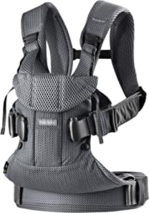 BabyBjorn Baby Carrier One Air (Anthracite Mesh)