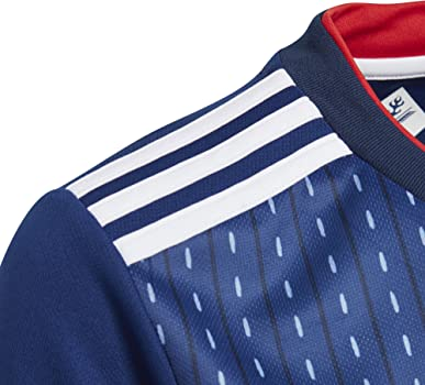 buy online 1a535 5313b Amazon.com: adidas Japan National Team 2018 WC Home Junior ...