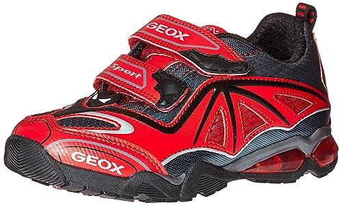 Geox J Light Eclipse 2 Boy A, Zapatillas para Niños: Amazon.es: Zapatos y complementos